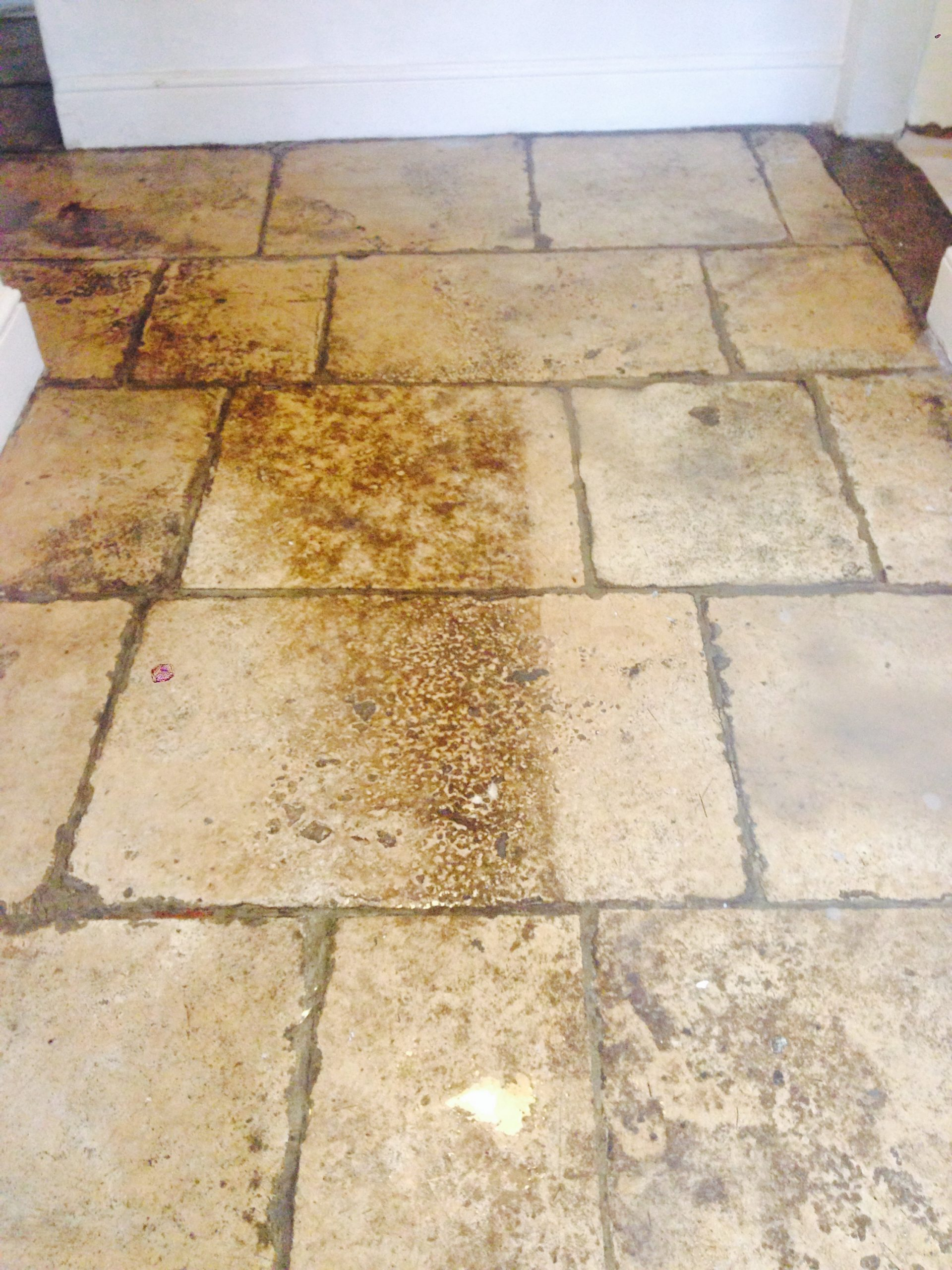 Restoring old cotswold flag stones cotswold stone floor cleaners restoring old cotswold flag stones dailygadgetfo Images
