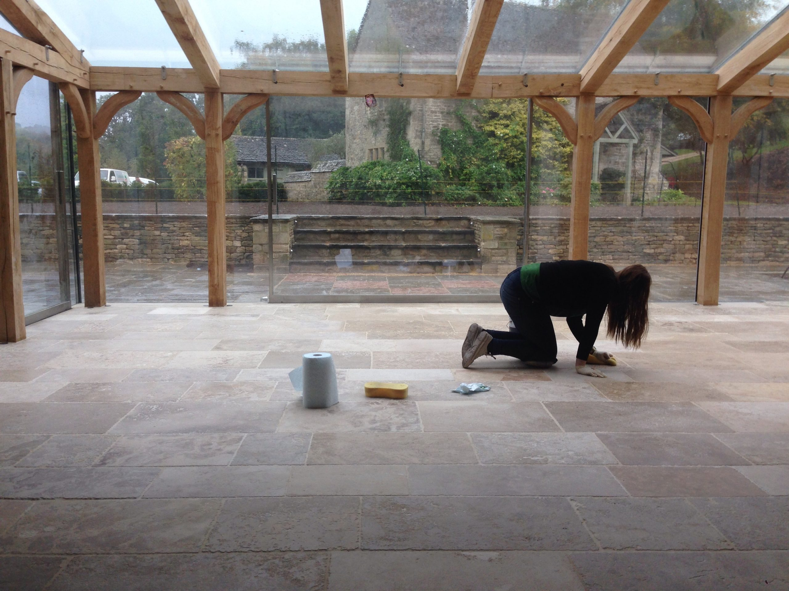 Floor archives cotswold stone floor cleaners polishing sealing natural limestone floor tiles dailygadgetfo Gallery