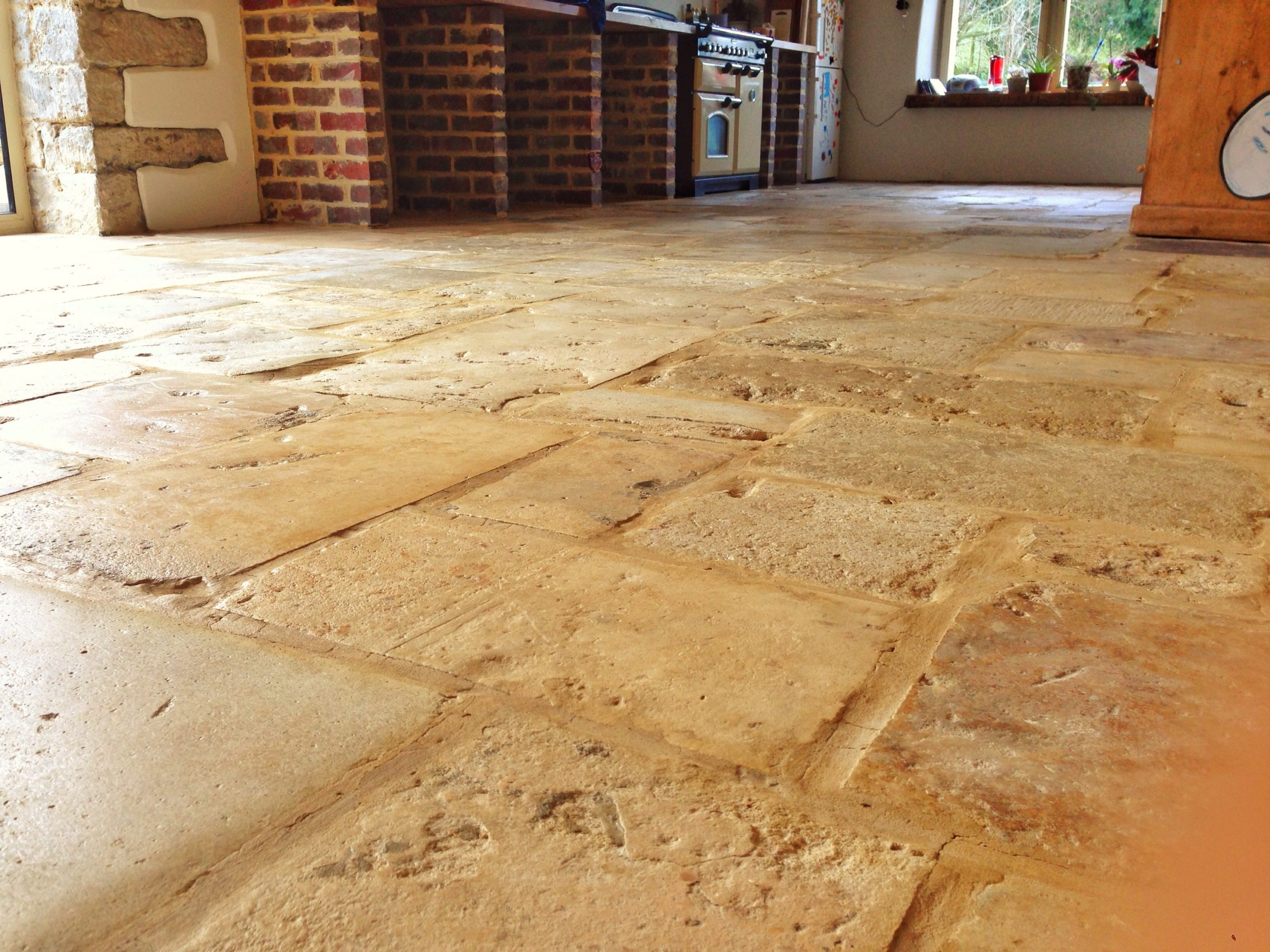 Cotswold flag stone restoration thank you so much for the work you and john have done we built our house and moved in four years ago our biggest luxury was the stone floor dailygadgetfo Images